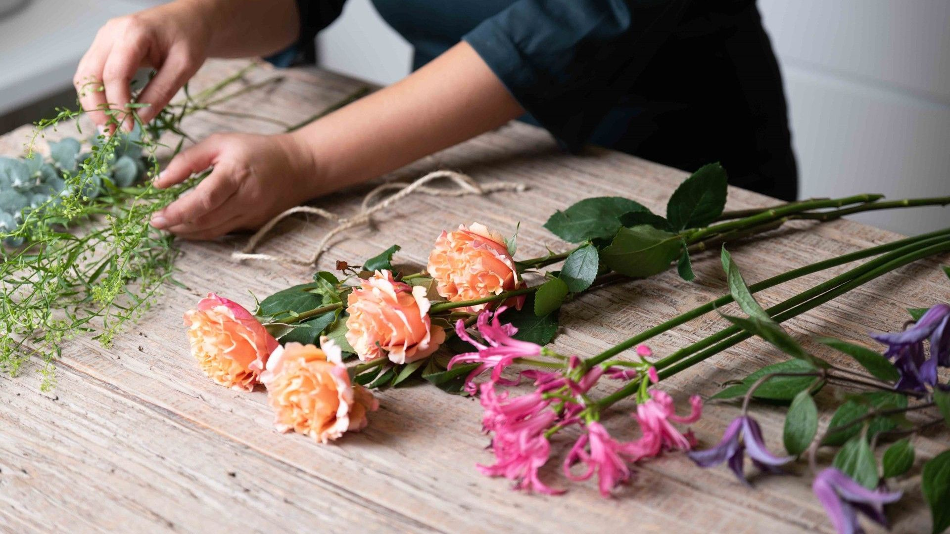 Quienes somos - Amborella, floristería online en Madrid
