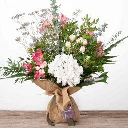 Saquito floral