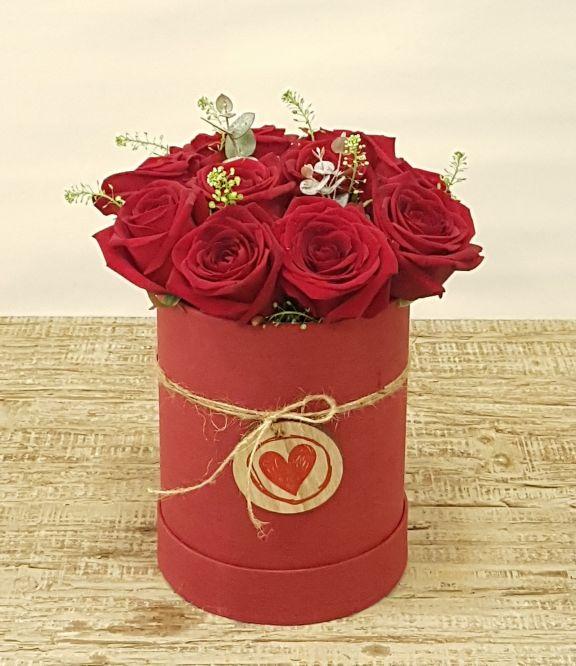 Caja San Valentín